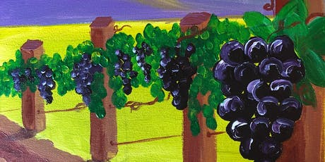 Paint Night at Ironhand Winery tickets