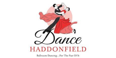 Dance Haddonfield: Ballroom for Beginners! tickets