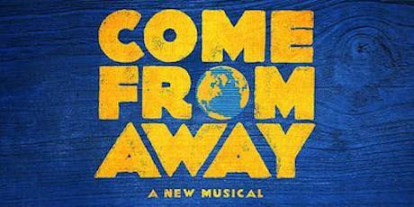 Detroit Spartans take on Come From Away in Detroit! ($64 per ticket) tickets