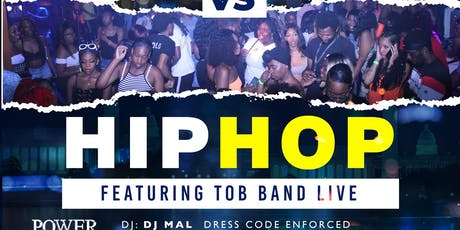 Issa GoGo Vs Hip Hop Pt 3 Bash w/ TOB LIVE @ #GlamourSundays @ POWER DC! tickets