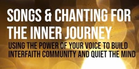 Songs and Chanting for the Inner Journey tickets