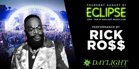 Rick Ross @ Eclipse NightSwim •FREE ENTRY, GIRLS FREE DRINKS & LINE SKIP• tickets