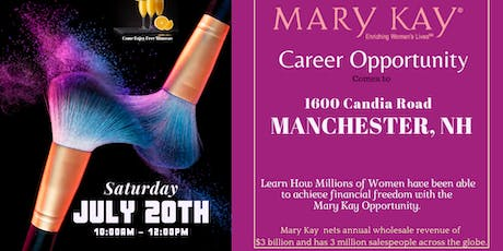 Mary Kay Career Opportunity Comes to Manchester, NH tickets