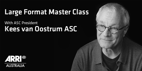 Large Format Camera & Lens Master Class - Melbourne tickets