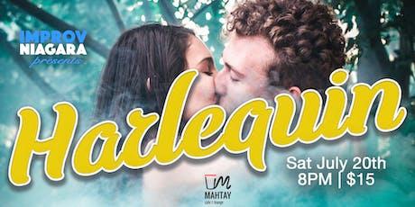 Improv Niagara presents HARLEQUIN tickets