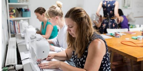 Adult Beginners Sewing: Sew a Tote Bag! tickets
