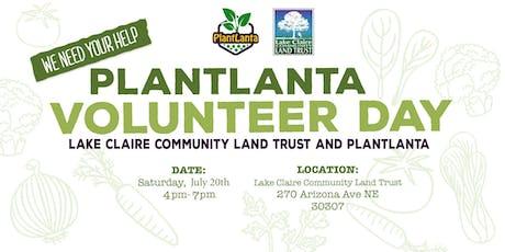 Plantlanta Volunteer Day tickets
