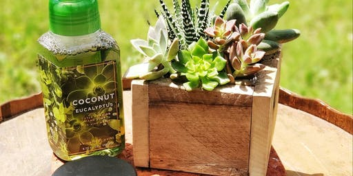 Succulents And Plunder Jewelry
