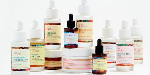 Beautylish presents Good Molecules - San Francisco