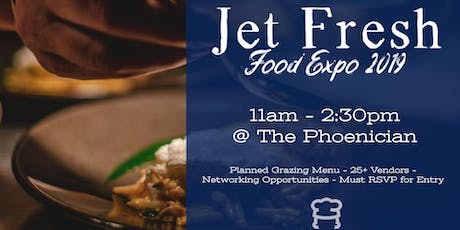 Jet Fresh Food Expo 2019 tickets