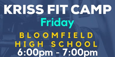 Kriss Fit Camp
