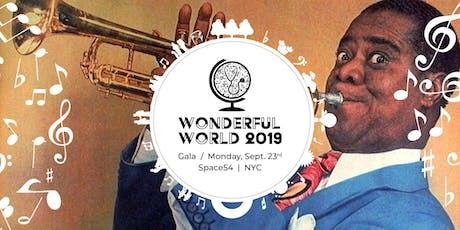 Wonderful World 2019 Gala  tickets