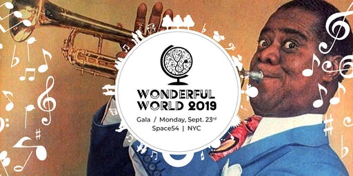 Wonderful World 2019 Gala