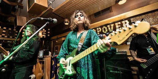 Nancy Druid // Bro Diddley and The Hips // Jezebel Heart