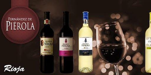 Pierola Spanish Wine Tasting