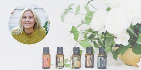 Winter WELL-ness: essential oils workshop tickets