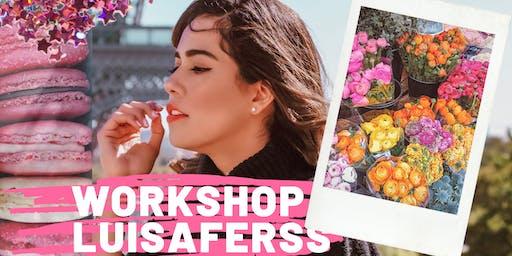 Workshop LuisaFerss CDMX