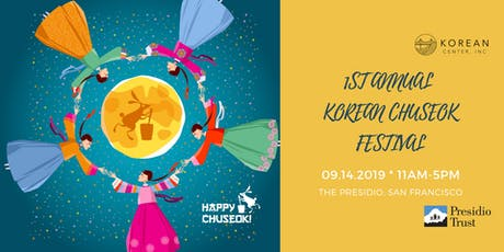 "SF Bay Area Korean Harvest ""Chuseok"" Festival tickets"