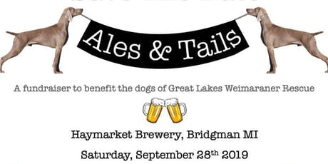 Ales & Tails - Haymarket Brewery Fundraiser for GLWR tickets