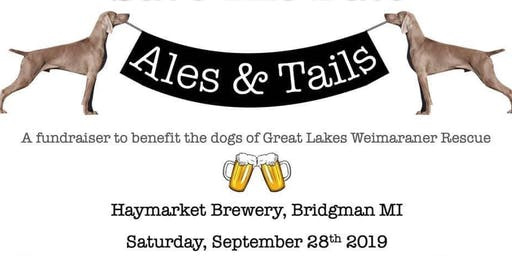 Ales & Tails - Haymarket Brewery Fundraiser for GLWR