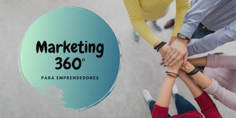 Marketing 360° Para Emprendedores entradas
