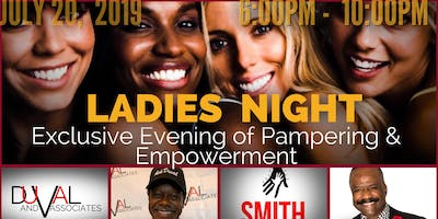 """""""Exclusive Evening of Pampering and Empowerment"""" by Duval and Harry Smith"""