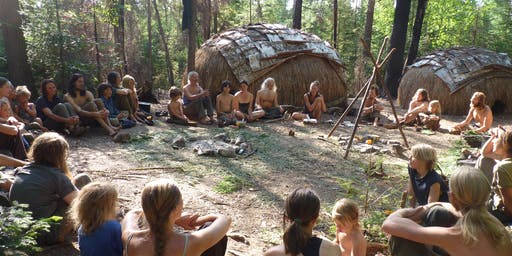 Earth Skills Alliance Gathering- Answering Earth Mother's Call