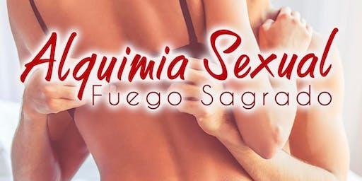 ALQUIMIA SEXUAL FUEGO SAGRADO
