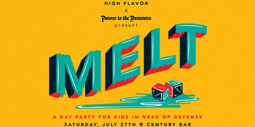 MELT Day Party & Fundraiser for Kids In Need of Defense