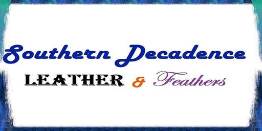 Southern Decadence: Leather & Feathers