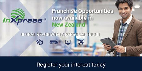 InXpress Information Evening - Auckland - July 31 tickets