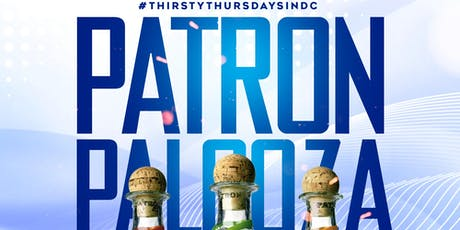 Patron Palooza  tickets