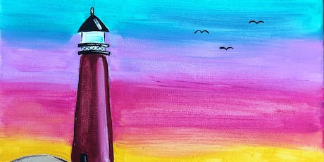 Mommy & Me Painting Class - Lighthouse tickets
