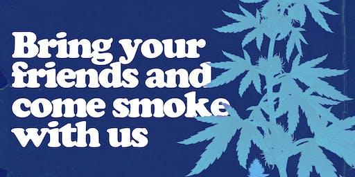 Highland Park Cannabis Club - Summer Launch
