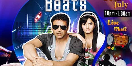 Bollywood Beats tickets