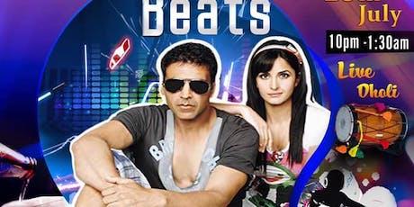 Bollywood Beats tickets