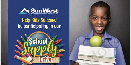 School Supply Drive In Support Of Ft. Bend Family Promise tickets