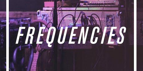 Frequencies - Silver Pools, KOR, Konig, Ted Kennedy tickets