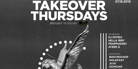 Take over thursdays (harlot sf) tickets