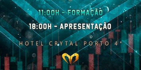 YCBM Porto bilhetes