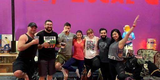 Yoga Foster Summer Fundraiser