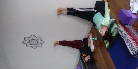Aroma-Restorative Yoga  tickets