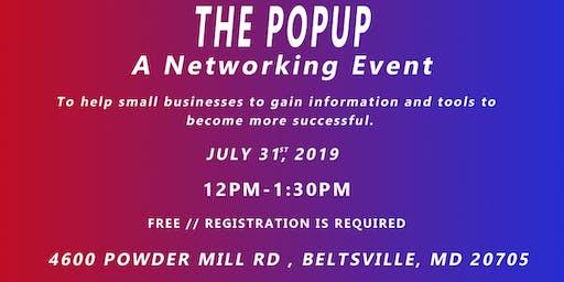 Entrepreneurs Networking Event