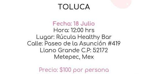Querido Cafecito Toluca - Julio