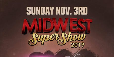 Midwest Supershow tickets