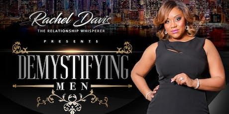 Demystifying Men NJ/NYC tickets