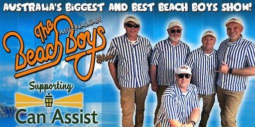 The Australian Beach boys show- Goulburn