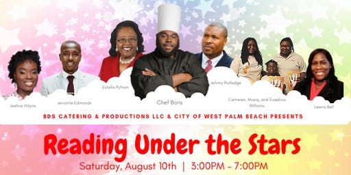 """Reading Under the Stars"" Back to School Initiative"
