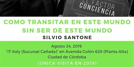 Córdoba: Como transitar en este mundo sin ser de este mundo entradas