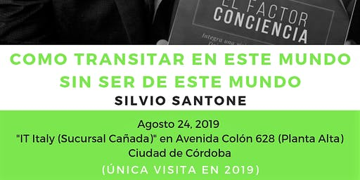 Córdoba: Como transitar en este mundo sin ser de este mundo
